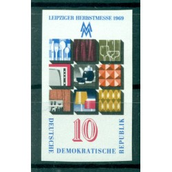 Germany - GDR 1969 - Y & T n. 1190 - Leipzig Fall Fair (Michel n. 1494 PH)
