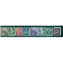 Vatican 1938 - Y & T  n. 1/8 air mail - Definitive