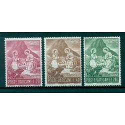 Città del Vaticano 1980 - Mi. n. 759/763 - San Benedetto da Norcia