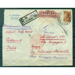 USSR 1933 - Michel n. 377 A X - Definitive (Y & T n. 435)