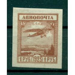 USSR 1923-24 - Y & T n. 10 air mail - Airplane (Michel n. XV x)