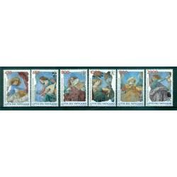 """Vaticano 1997 - Mi. n. 1210/1213 - """"Vedere i Classici"""""""