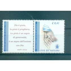 Vatican 2003 - Mi. n. 1467 - Beatification of Mother Teresa