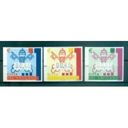 Vatican 2004 - Mi. n. 15/17 - Automatic Stamps Vatican Coat