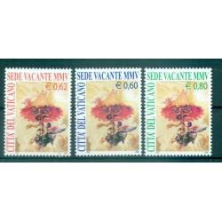 """Vatican 2005 - Mi. n. 1514/1515 - """"Sede Vacante"""""""