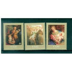 Vaticano 2005 - Mi. n. 1540 A/1542 A - Natale