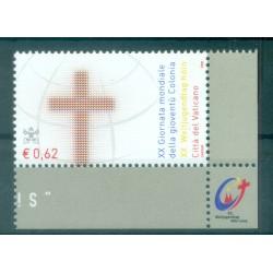 Vaticano 2005 - Mi. n. 1520 - Giornata Mondiale della Gioventù