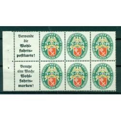 Germania - Deutsches Reich 1929 - Y & T  n. 421 - Serie ordinaria (Michel n. 430 - H-Blatt n. 66)