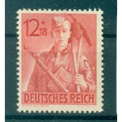Germany - Deutsches Reich 1943 - Y & T  n. 772 - Labour Service (Michel n. 853)