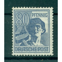 Germany - A.A.S. Zones 1947 - Y & T n. 47 - Definitive (Michel n. 957)