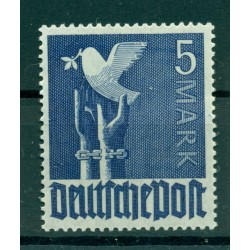 Germany - A.A.S. Zones 1947 - Y & T n. 52 - Definitive (Michel n. 962 a)