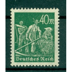 Germany - Deutsches Reich 1922 - Michel  n. 244 a - Definitive (Y & T  n. 180)