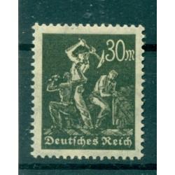 Germany - Deutsches Reich 1923 - Michel  n. 243 a - Definitive (Y & T  n. 241)