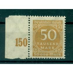 Germany - Deutsches Reich 1923 - Michel  n. 275 a - Definitive (Y & T  n. 292)
