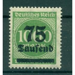 Germany - Deutsches Reich 1923 - Michel  n. 288 I - Definitive (Y & T  n. 264)