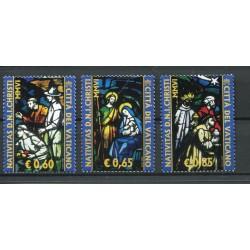 Vatican 2006 - Mi. n. 1566 A/1568 A - Christmas