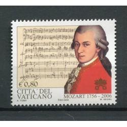 Vatican 2006 - Mi. n. 1553 - Mozart