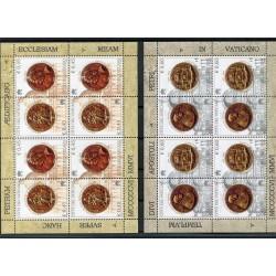 Vatican 2006 - Mi. n. 1554/1557 KB - St Peter 500th