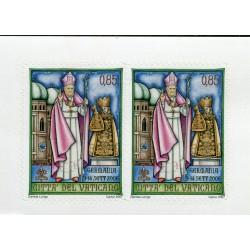 """Vatican 2007 - Mi. n. 1596 - """"Viaggi del Papa"""" Benedetto XVI"""
