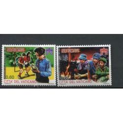 Vaticano 2007 - Mi. n. 1576/1577 - EUROPA Scoutismo