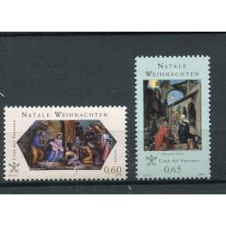 Vaticano 2008 - Mi. n. 1626/1627 - Natale