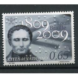 Vatican 2009 - Mi. n. 1657 - Louis Braille