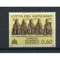 Vaticano 2009 - Mi. n. 1658 - 2° Concilio ecumenico vaticano 50° anniversario