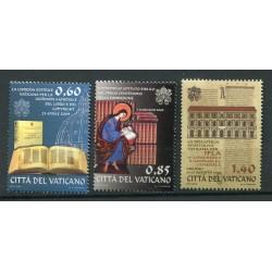 Vaticano 2009 - Mi. n. 1642/1644 - Anniversari