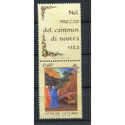 Vaticano 2009 - Mi. n. 1653 - Giornata della lingua italiana