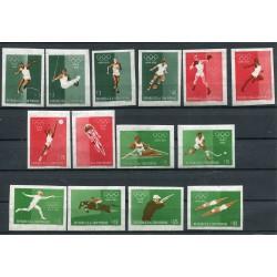 San Marino 1960 - Mi. n. 667/680 - Olympic Games Rome