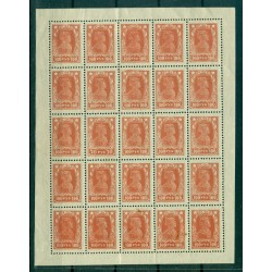 RSFSR 1922-23 - Y & T n. 207a - Definitive (Michel n. 210 A F and 211 A I)