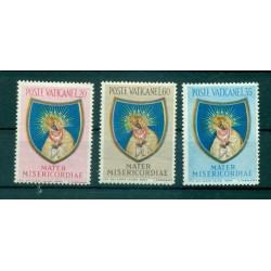 Vatican 1987 - Mi. n. 907/910 - Sant' Agostino