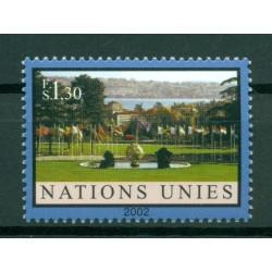 United Nations Geneva 2002 - Y & T n. 446 - Definitive