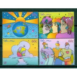 United Nations New York 2002 - Y & T n. 882/85 - Johannesburg 2002