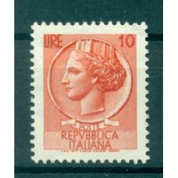 Italy 1968-72 - Y & T n. 996 - Definitive