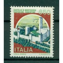 Italy 1986 - Y & T n. 1694 - Castles (VII)