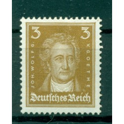 Germany - Deutsches Reich 1926-27 - Michel  n. 385 - Personalities  (Y & T  n. 379)