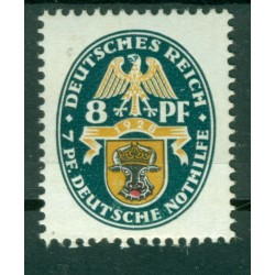 Germany - Deutsches Reich 1928 - Michel  n. 426 Y - German emergency aid  (Y & T  n. 417)