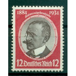 Germany - Deutsches Reich 1934 - Michel  n. 542 x - German colonies  (Y & T  n. 501)