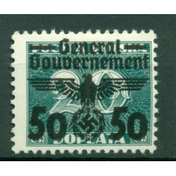 General Government 1940 - Y & T n. 51 - Definitive (Michel n. 35)