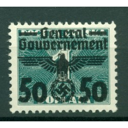 General Government 1940 - Y & T n. 55 - Definitive (Michel n. 39)