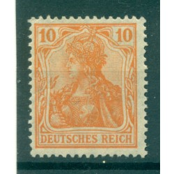 Germany - Deutsches Reich 1920-21 - Y & T n. 119 - Definitive  (Michel  n. 141)