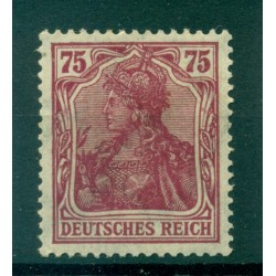 Germany - Deutsches Reich 1920-22 - Y & T n. 126 - Definitive  (Michel  n. 197 a)