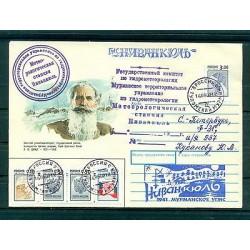 Russie 2002 - Enveloppe Otto Schmidt