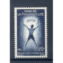 France 1959 - Y & T n. 1224 - To beat polio (Michel n. 1266)