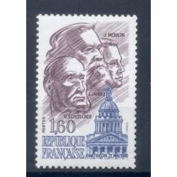France 1981 - Y & T n. 2171 - Pantheon - May 21st, 1981 (Michel n. 2290)