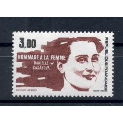 France 1983 - Y & T n. 2259 - Journée internationale de la Femme  (Michel n. 2385)