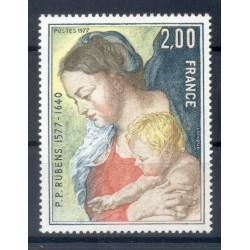 France 1977 - Y & T n. 1958 - Rubens (Michel n. 2052)