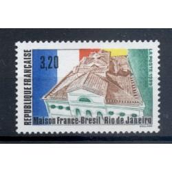 Francia  1990 - Y & T n. 2661 - La Casa Francia Brasile (Michel n. 2797)