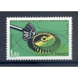 France 1979 - Y & T n. 2066 - École Centrale Paris  (Michel n. 2179)